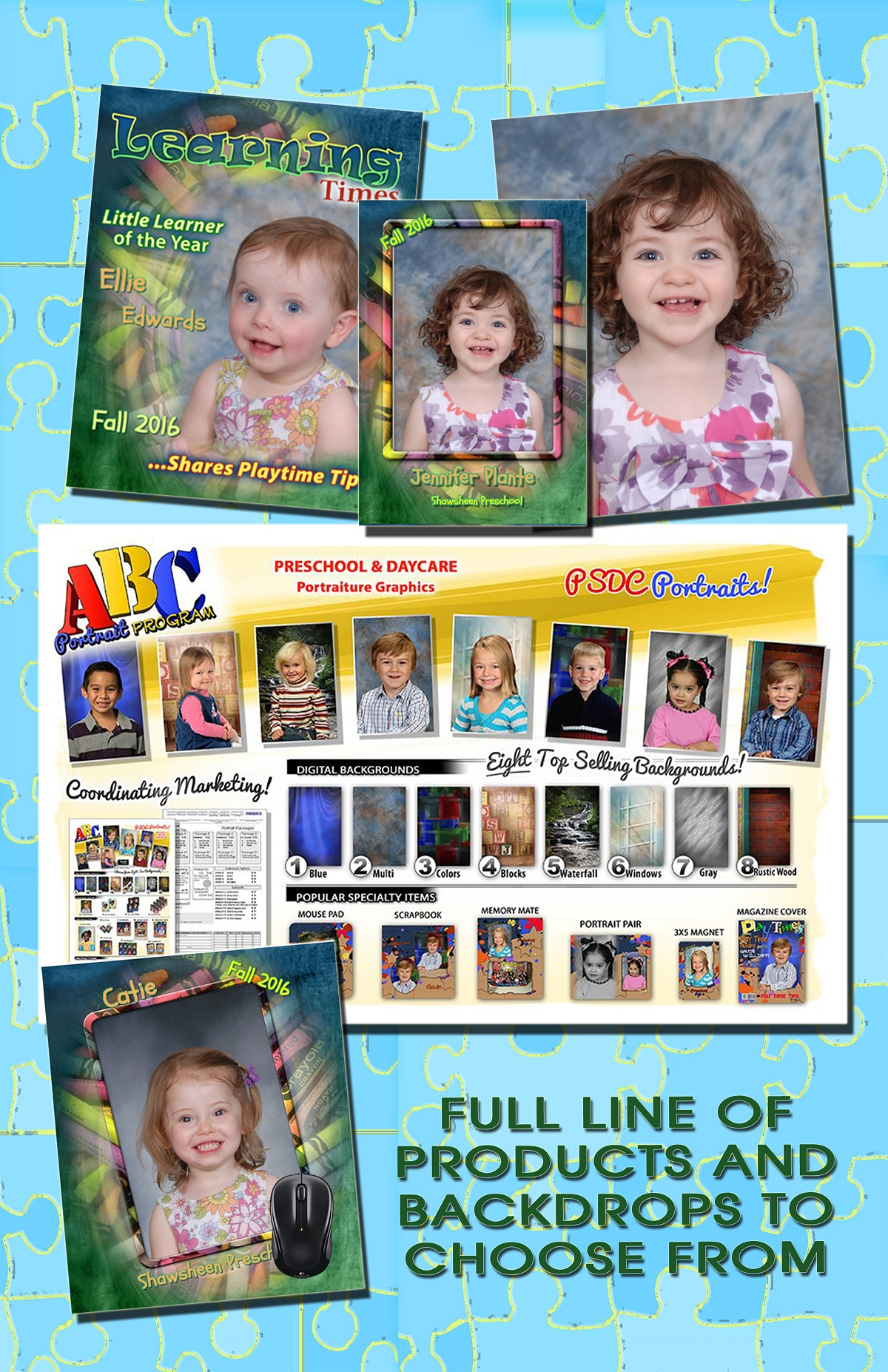 Pre School Products 1